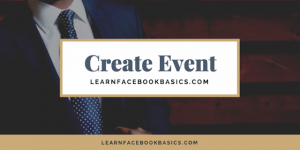 Create Private Events On Facebook